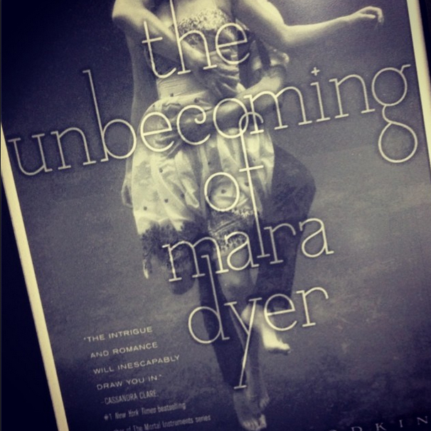 Unbecoming Dyer Mara
