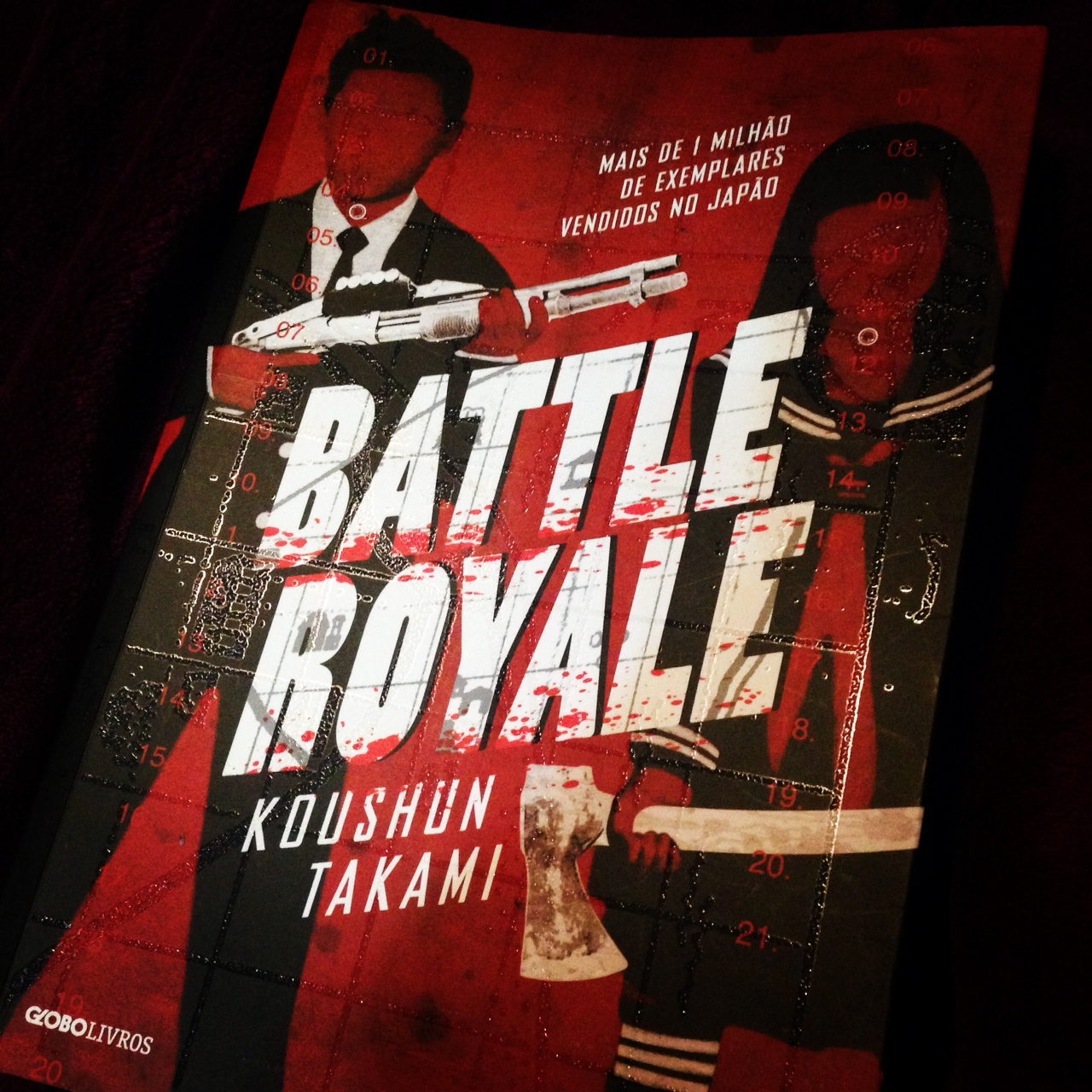 "examination of the setting in battle royal by koushun takami In his novel battle royale by koushun takami, the author touches this theme he paints a type of education that is corrupt morton et al state, ""the strain of school is expressed in the phrase ""examination hell"", referring to the examination to gain entrance to the university 'four hours sleep, you pass."