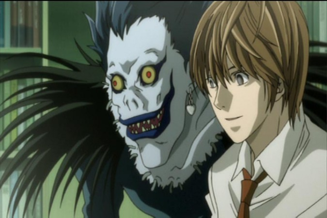 Death-Note-The-Complete-Series-DVD-Review-Light-Ryuk